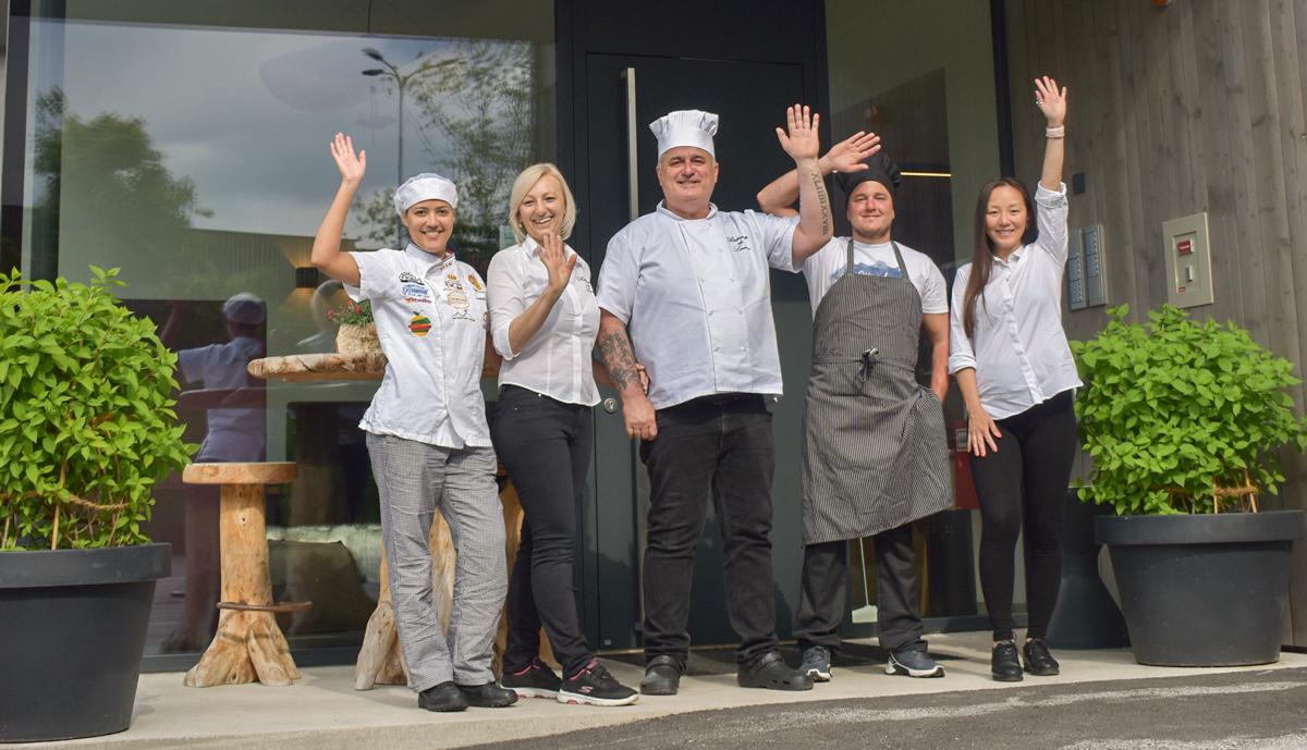 Team-Restaurant-Da-Lorenzo-Kaprun-pizzeria